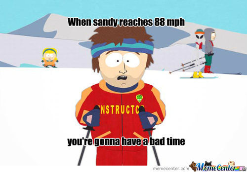 Sandy In Southpark