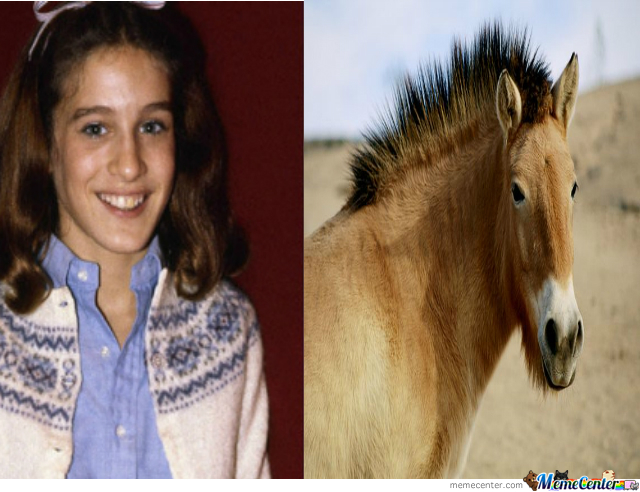 Sarah Parker , Then And Now.