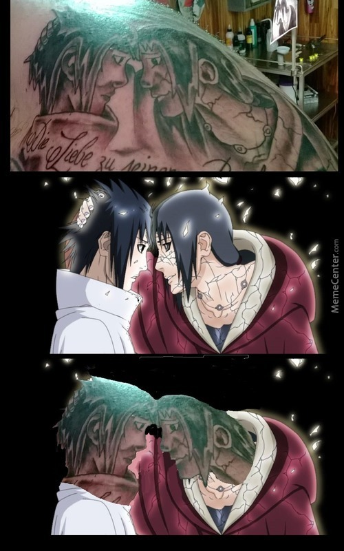 Sasuke And Itachi <3