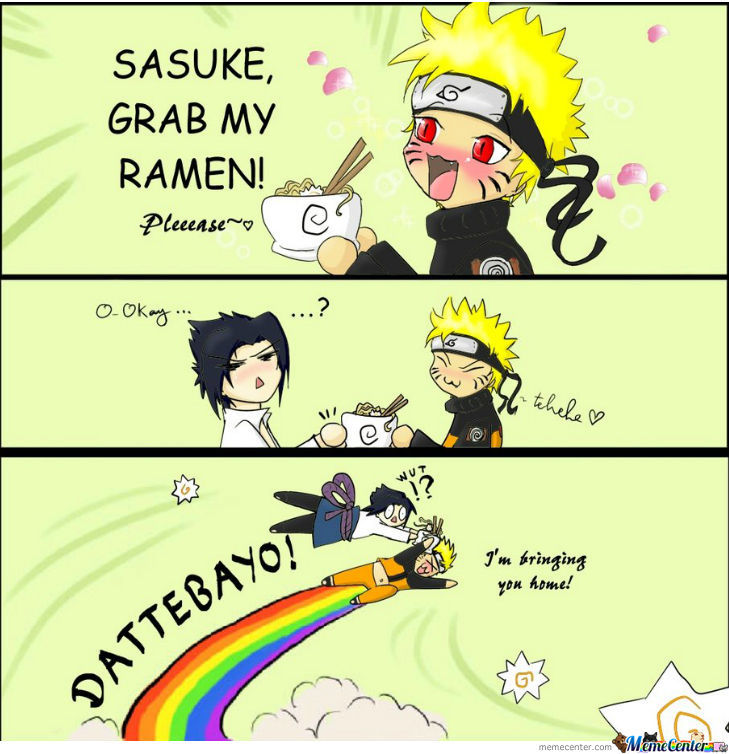 Sasuke's Coming Home :l