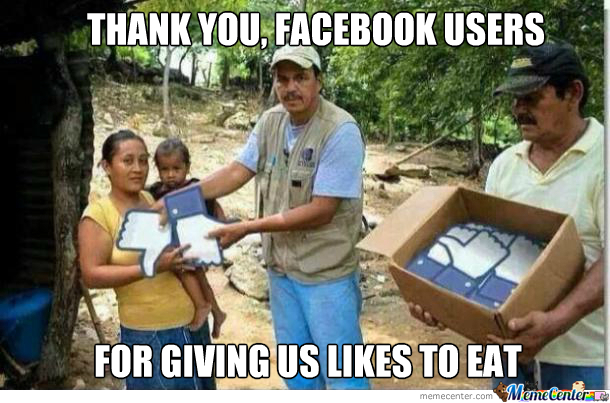 Save A Life, Like A Facebook Status Today!