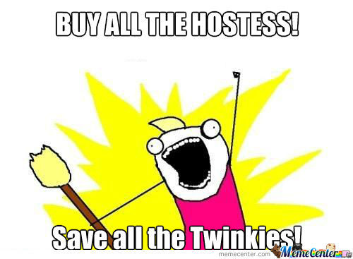 Save All The Twinkies!