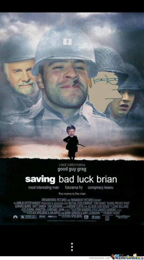 Saving Private Brian
