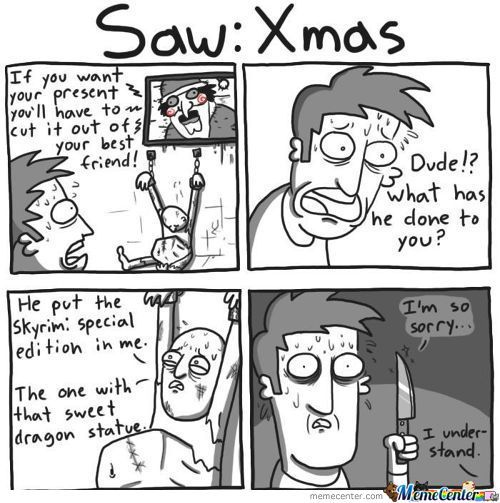 Saw Xmas