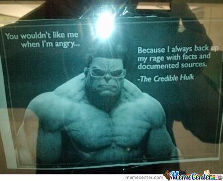Scarier Than The Real Hulk