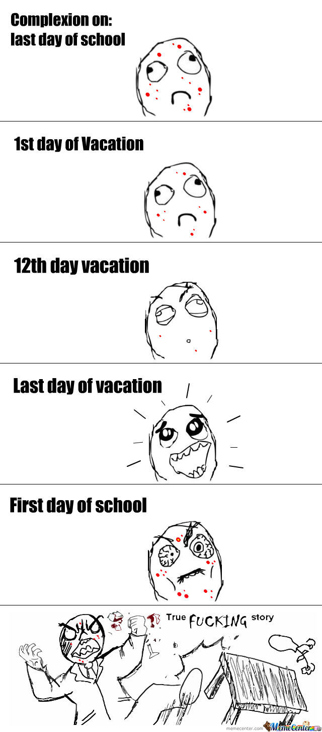 School Starting Can Be... Stressful