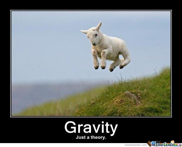Science.... Gravity