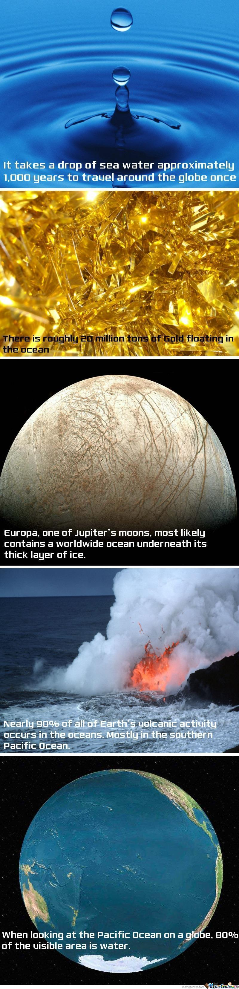 Science Porn Ocean Facts #1
