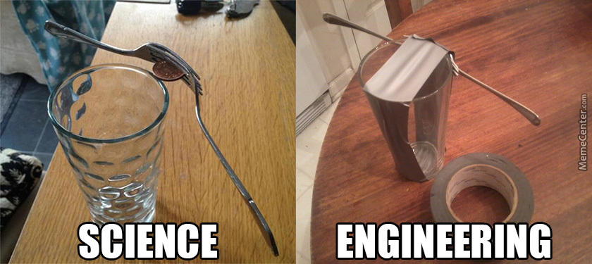 Science Vs Engineerin