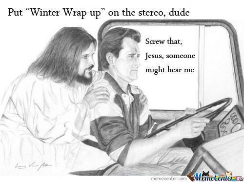 Screw That Jesus.