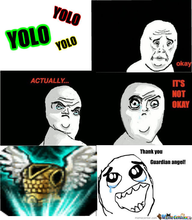 Screw Yolo!