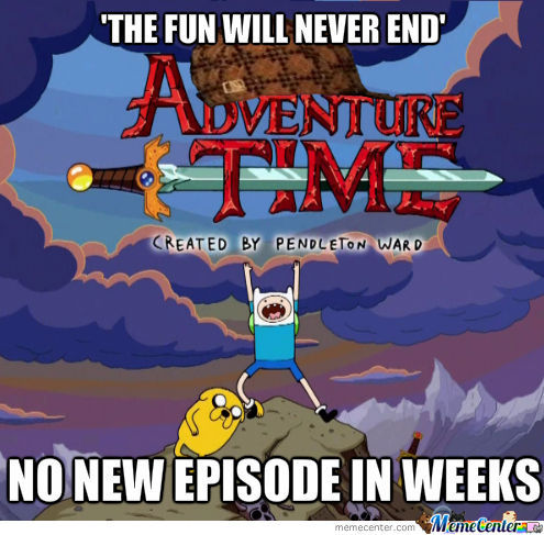 Scumbag Adventure Time