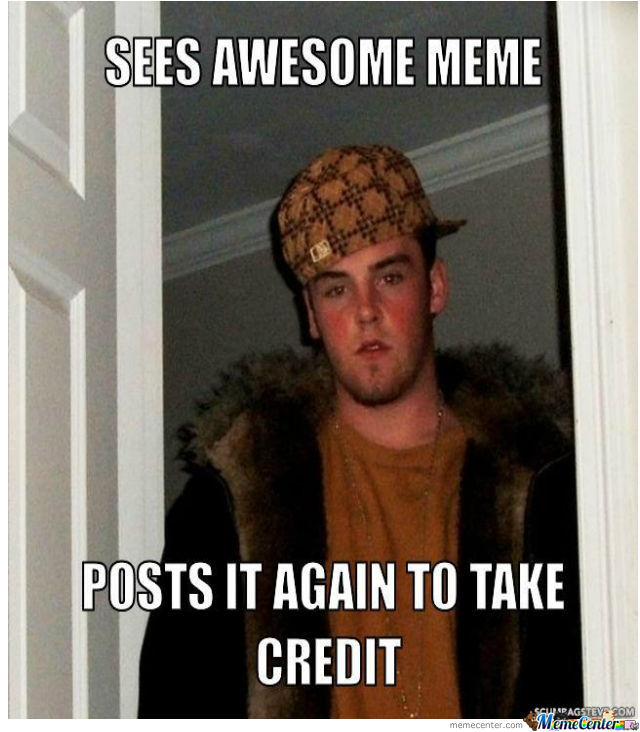 Scumbag And Copycat