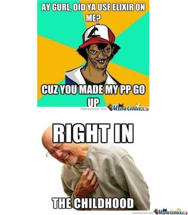 Scumbag Ash Strikes Again!