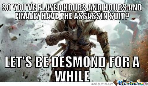 Scumbag Assassin's Creed 3