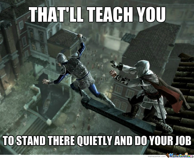 Scumbag Assassin