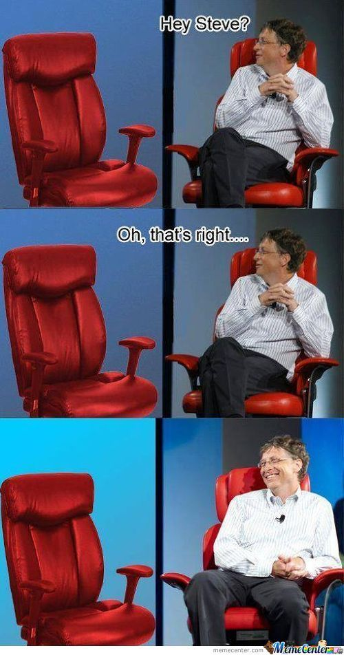 Scumbag Bill Gates