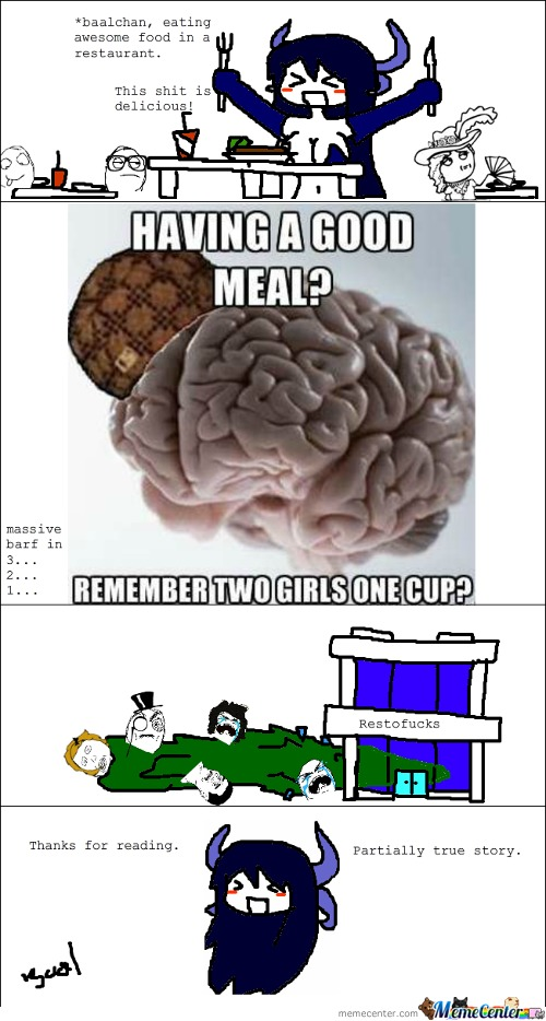 Scumbag Brain Strikes