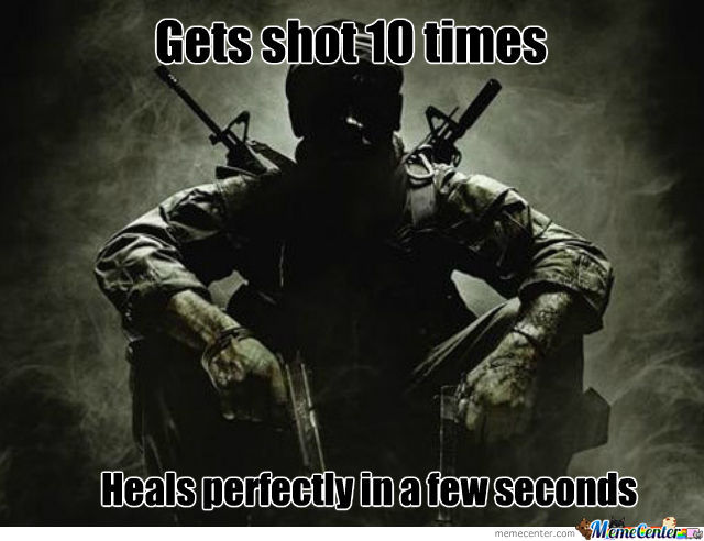 Scumbag Call Of Duty