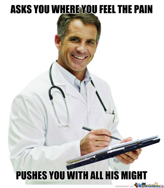Scumbag Docs Y U Do Dis??