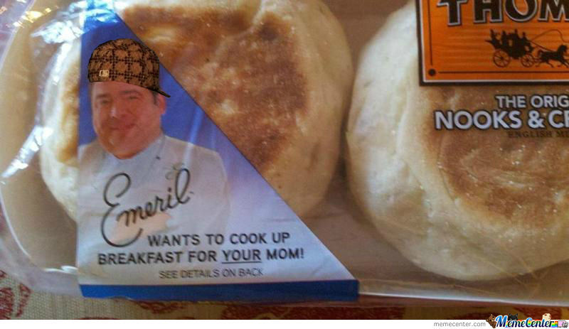 Scumbag Emeril