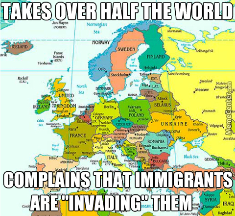 Scumbag European Nationalists