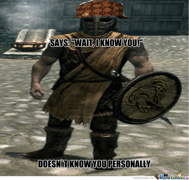 Scumbag Guard
