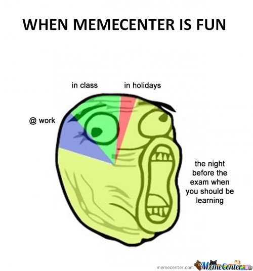 Scumbag Meme Center