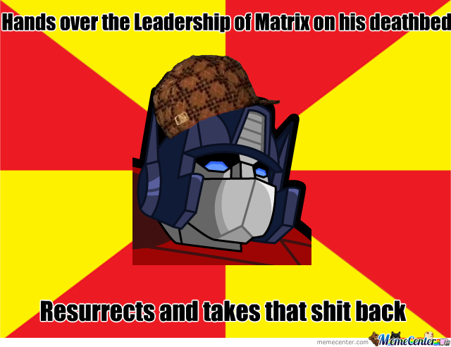 Scumbag Optimus