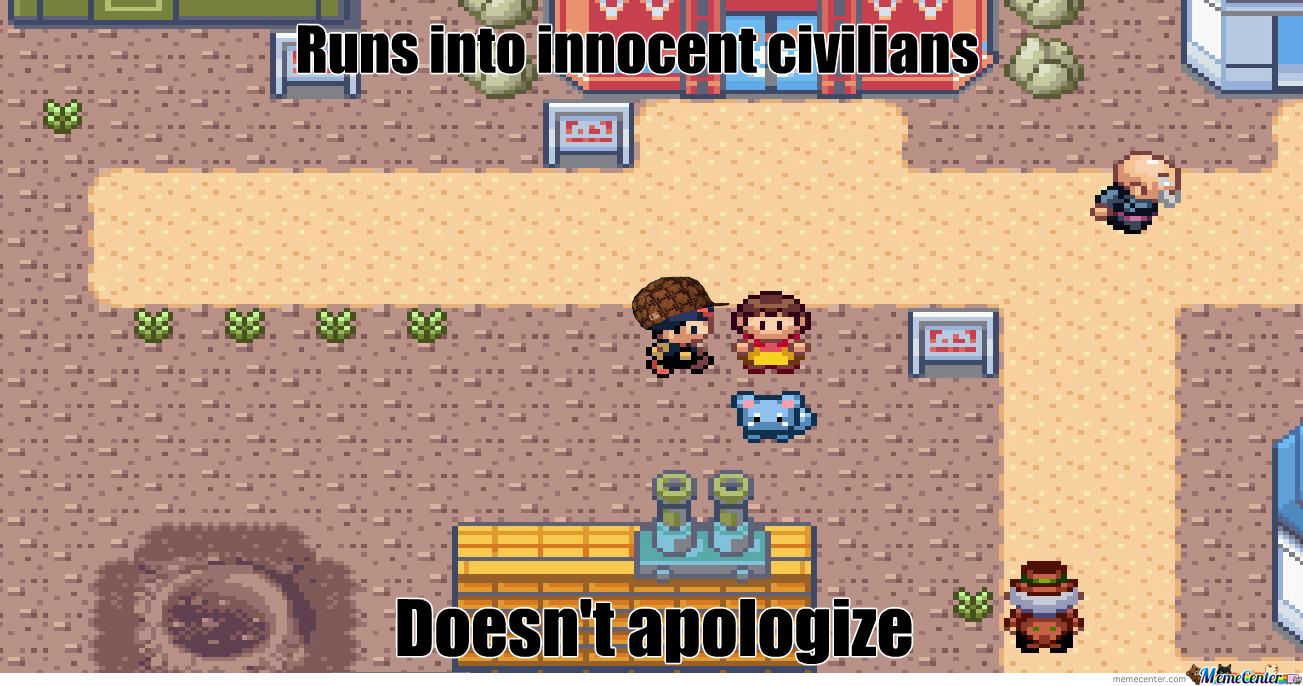 Scumbag Pokemon Trainer