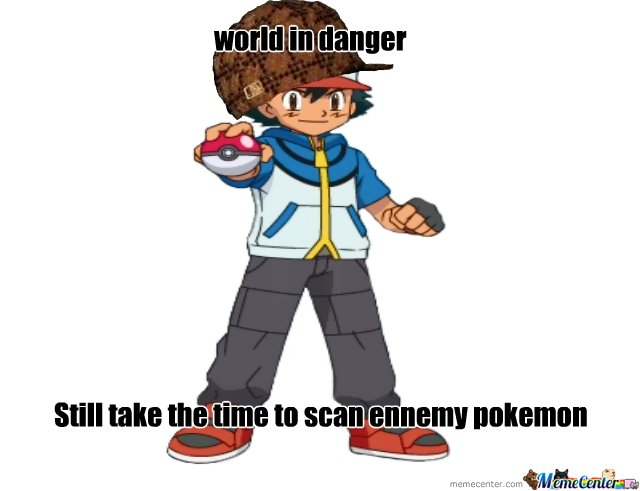 scumbag pokemon