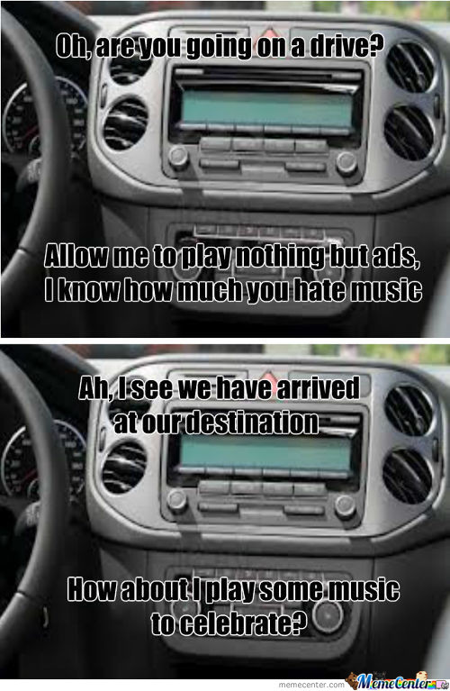 Scumbag Radio, Every Fucking Time...