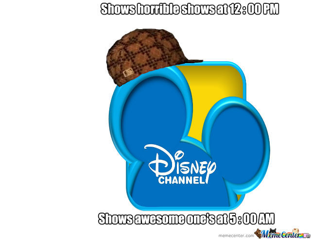 Scumbag, Scumbag Disney Channel