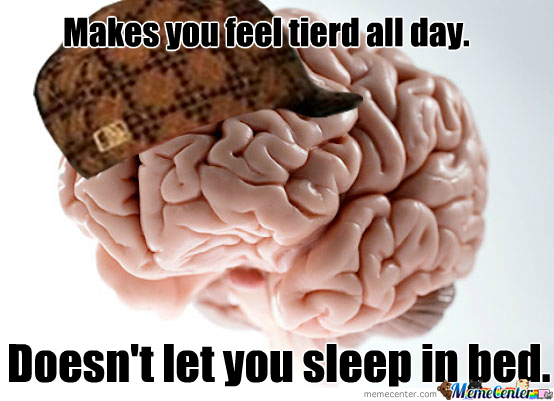 Scumbag Sleep