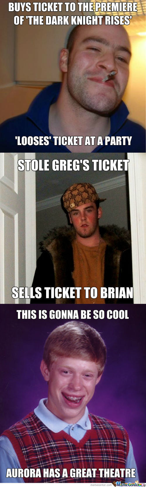 Scumbag Steve Does It Again