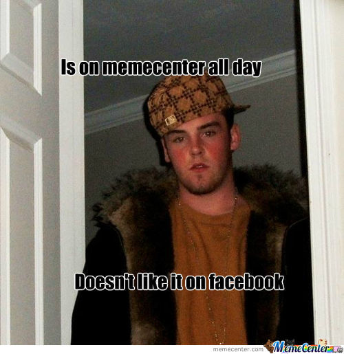 Scumbag Steve Strikes Again!