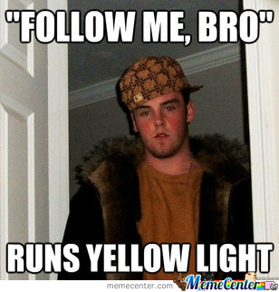 Scumbag Steve Strikes Again.
