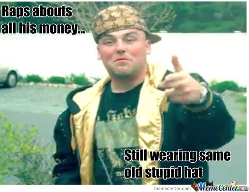 Scumbag Steve.... That Hat