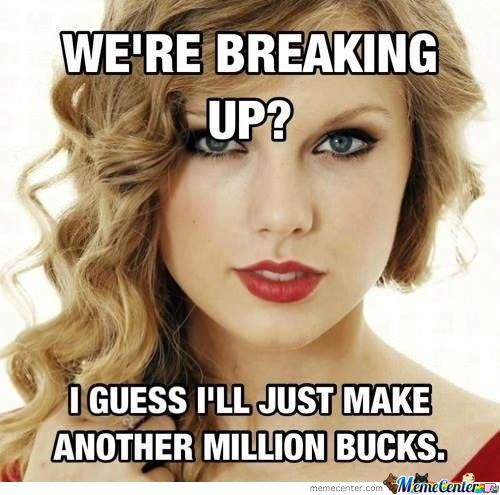 Scumbag Taylor Swift