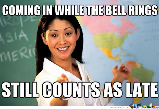 Scumbag Teachers