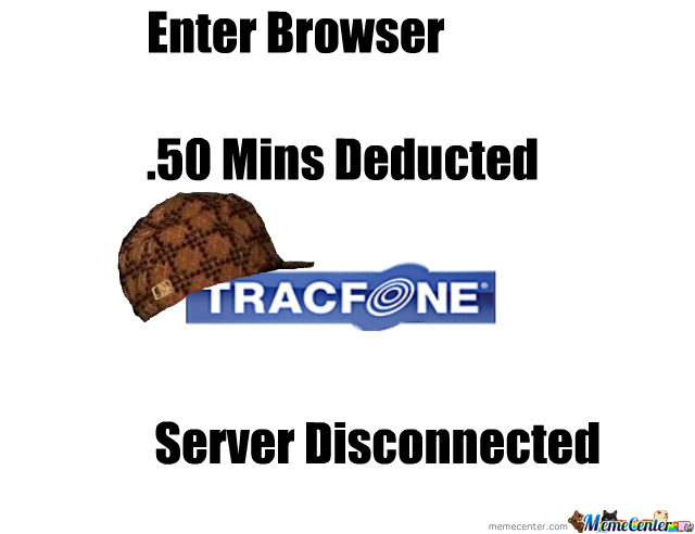 Scumbag Tracfone