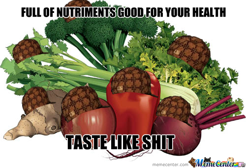 Scumbag Vegetables