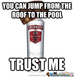 Scumbag Vodka