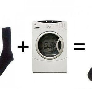 washing machine meme