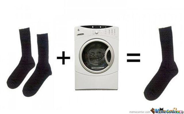 Scumbag Washing Machine