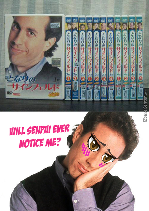 Seinfeld Best Anime Ever