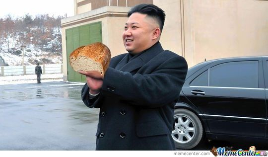Sensation: North Korea Broke Their Food Import Record