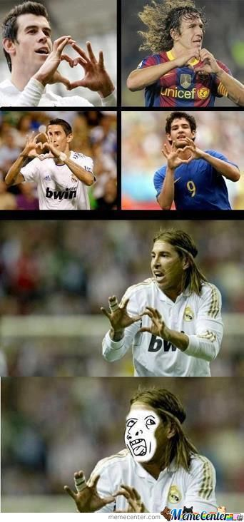 Sergio Ramos Is A Genius