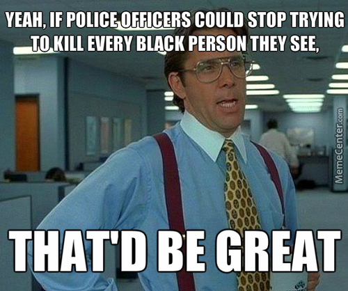 Seriously, What Changed? There Are So Many Policemen Attacking Black People Now