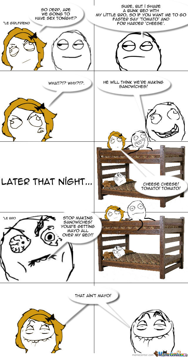 Bunk Bed Sex 48